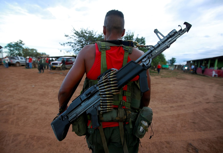 FARC, amnistía, Colombia, guerrilla, ONU, paz,