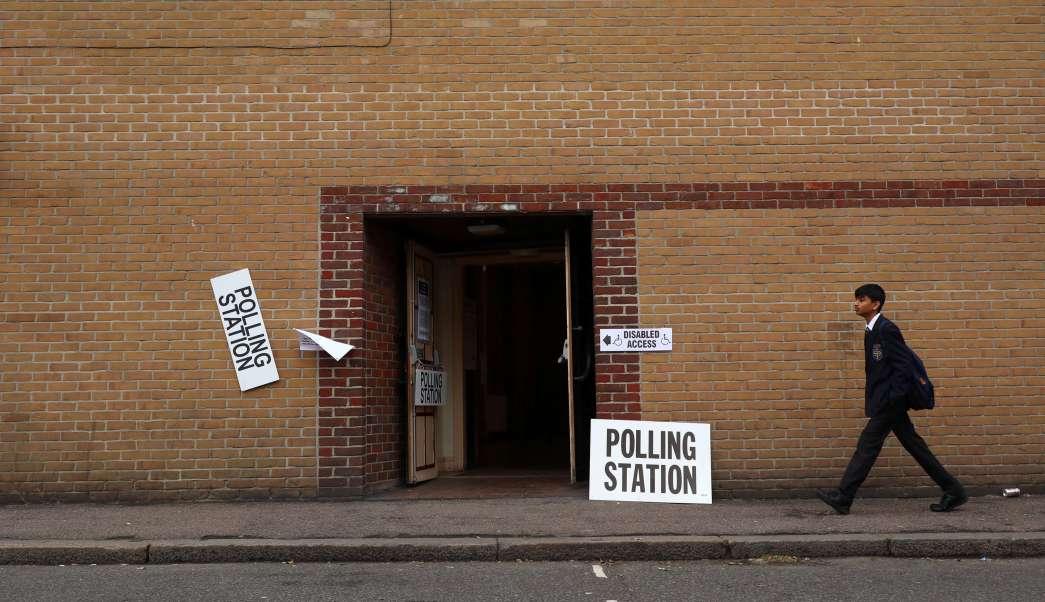 Elecciones, Theresa May, Reino Unido, votos, conservadores, comicios,