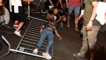 Una falsa alarma de bomba provocó una estampida humana en Turín