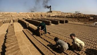 Muchos ninos trabajan en zonas de conflictos