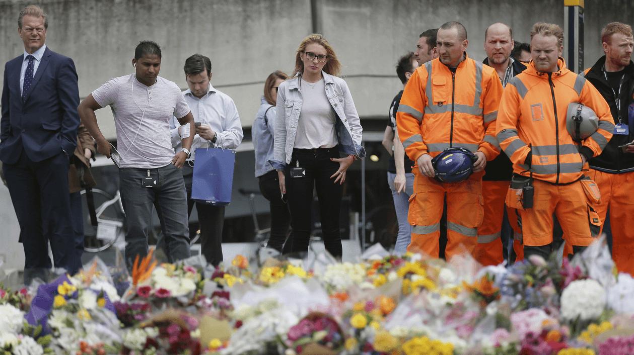 Ataque terrorista en Londres: identifican responsables de los hechos