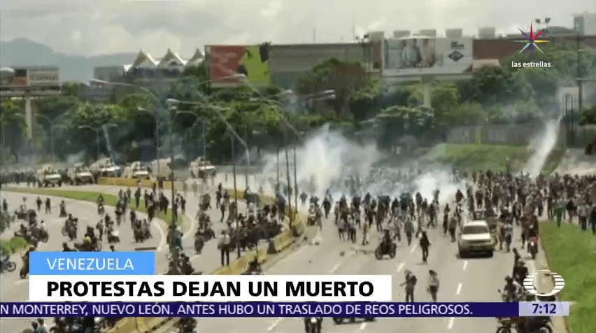 manifestaciones, régimen de Nicolás Maduro, Venezuela, muertos