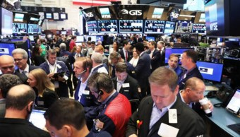 Los operadores en Wall Street apostaron por las compras. (Getty Images)
