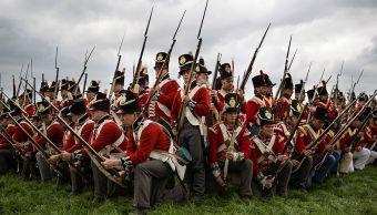 Batalla Waterloo, platillos Waterloo, Napoleón Bonaparte, Beef Wellington