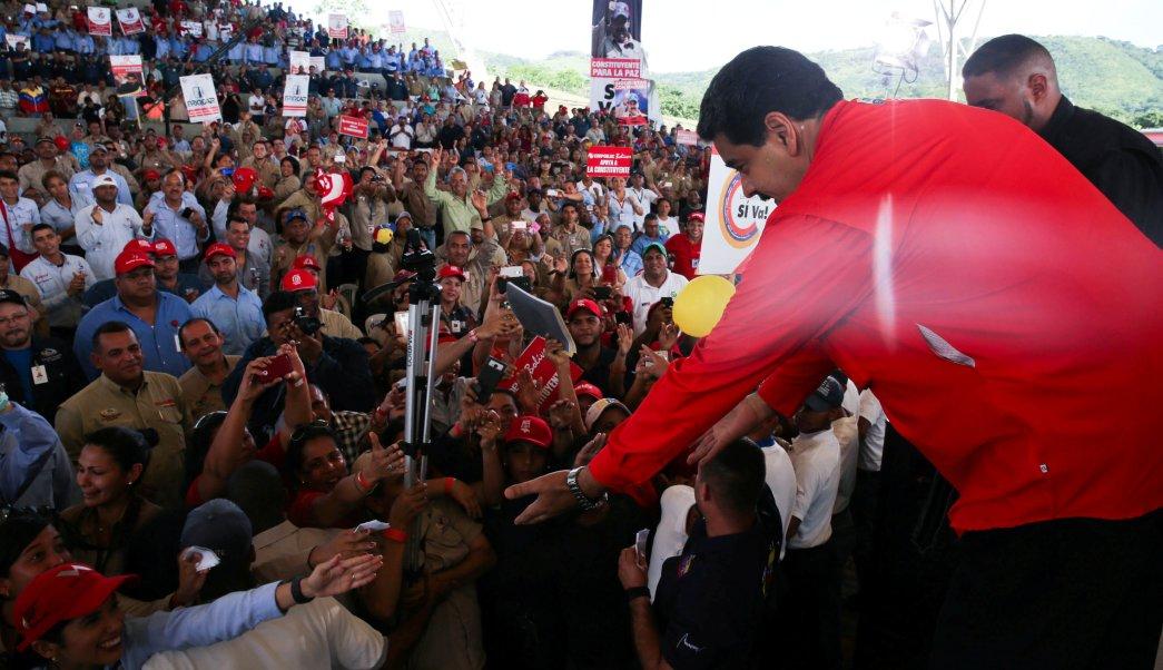 Venezuela, Nicolas Maduro, Leopoldo Lopez, Caracas