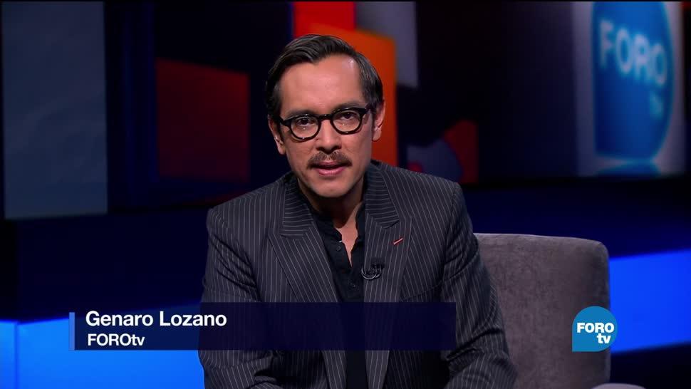 Genaro Lozano, entrevista, Andrés Rozental