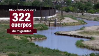 Alertan, migrantes, sequía en desierto, Nuevo México