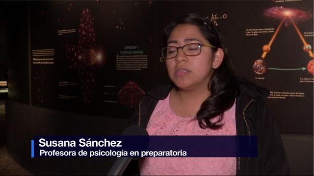Astronomía, museo, Historia Natural, Ciudad de México