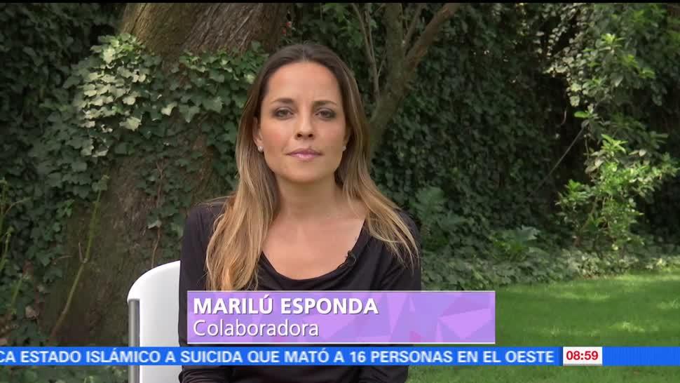Marilú Esponda, presenta, reportaje, paz y violencia