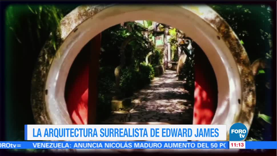 Sofía Escobosa, reportaje, arquitectura surrealista, Edward James