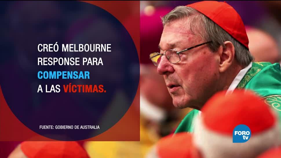 noticias, televisa, El número tres, Vaticano, acusado, abuso sexual a menores