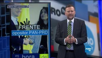 noticias, televisa, Frente opositor, PAN, PRD, Frente Amplio Opositor