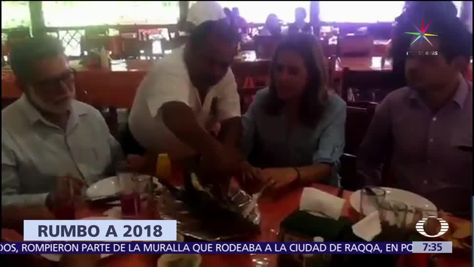 gira por municipios, municipios de México, Margarita Zavala, Margarita come pejelagarto, Tabasco