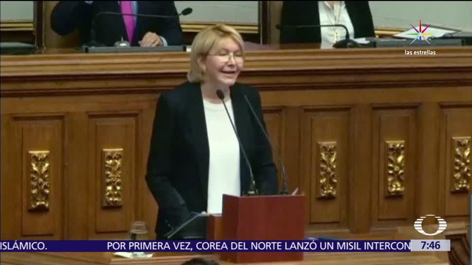 Luisa Ortega, fiscal de Venezuela, Tribunal Supremo, destitución