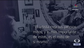 artista, fallecido, pintor, José Luis Cuevas