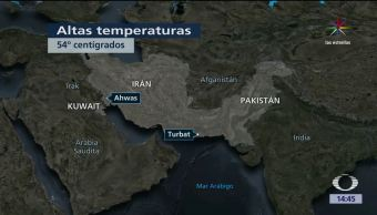 temperaturas, más altas, historia, Organización Meteorológica Mundial