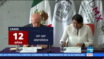 PGJ-CDMX, recomendaciones pendientes, Comisión de Derechos Humanos de la CDMX