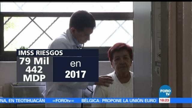 Mikel Arriola, director del IMSS, finanzas sanas