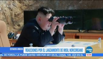 Organización de la Naciones Unidas (ONU), norcoreano, condena lanzamiento, Antonio Guterres