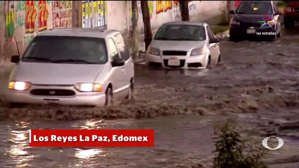 noticias, televisa, Lluvia intensa, entro del país, CDMX, lluvia
