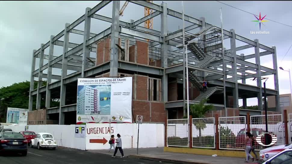 noticias, televisa, Cae propietario, empresa, encargada, Torre Médica de Veracruz