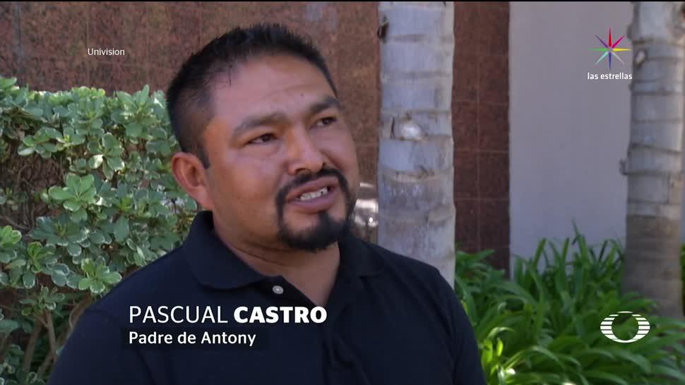 noticias, televisa, Encuentra, San Diego, padre de Anthony, menor rescatado