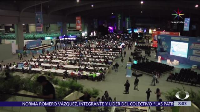 Campus Party, mayor festival, ciencia, tecnología, jóvenes