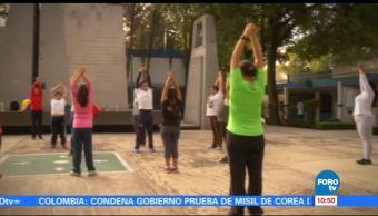 Lucía Legorreta de Cervantes, habla, niños, deporte