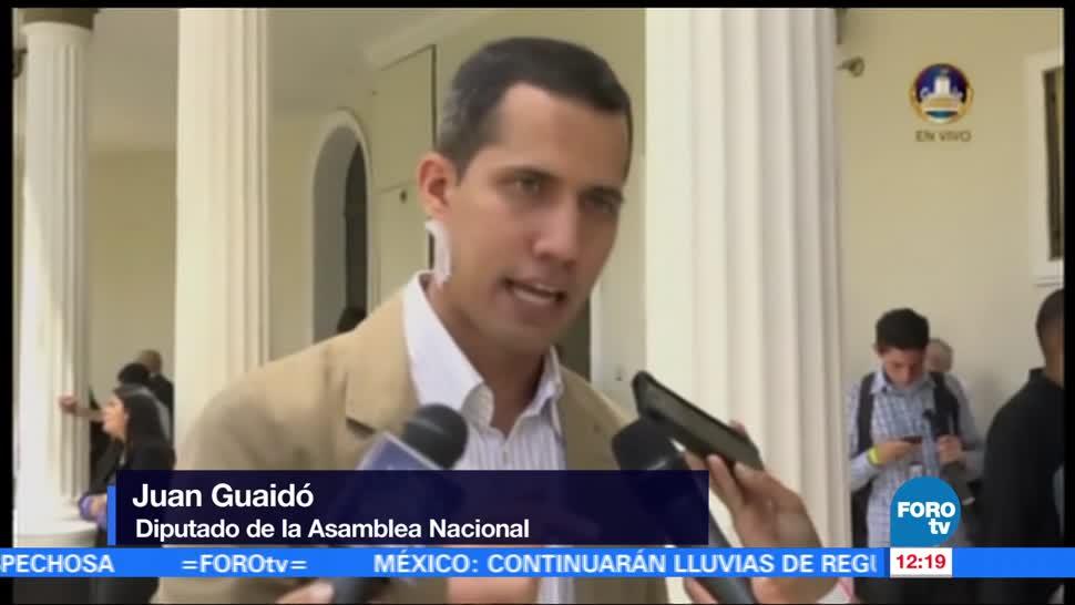 Asamblea Nacional, Juan Guaidó, irrupción del Parlamentoindependencia de Venezuela, Venezuela