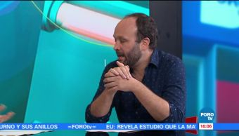 noticias, forotv, Los pitches de elevador, Txomin Martino, panelista de Posible, Prombi