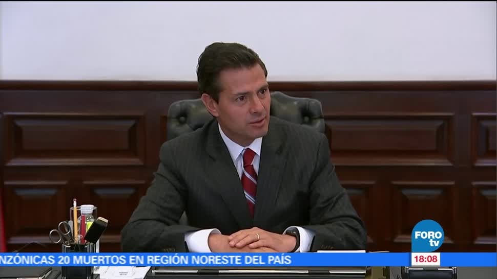 Peña Nieto, viaja, Francia, Alemania, cumbre, g20