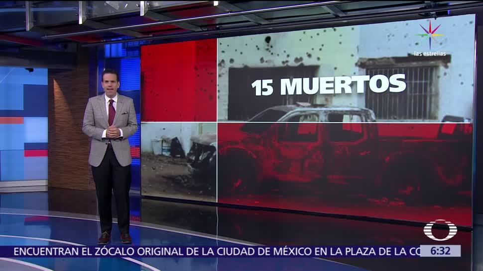Fiscalía de Chihuahua, muerte, personas, enfrentamiento, grupos criminales