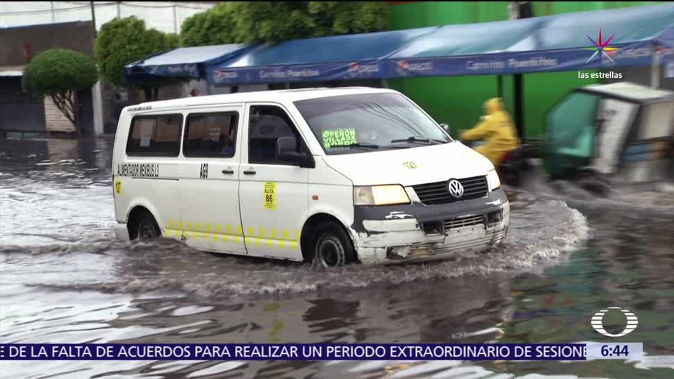 Miguel Ángel Mancera, CDMX, infraestructura, consecuencias de las lluvias