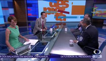 Gabriel Guerra, Rafael Fernández de Castro, Despierta con Loret, crisis en Venezuela