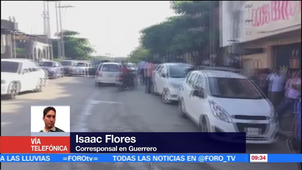 intento de motín, interior del Cereso, Las Cruces, Acapulco, Guerrero