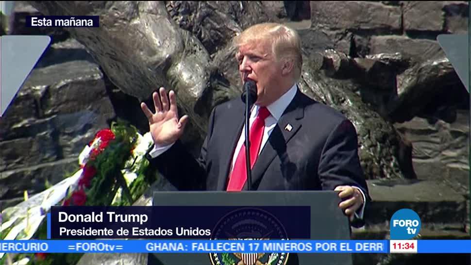 presidente de Estados Unidos, Donald Trump, Polonia, Rusia, elecciones presidenciales