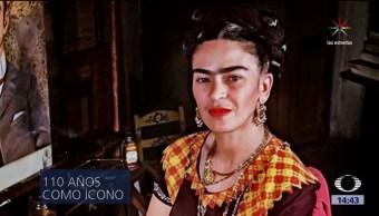 noticias, televisa, Frida Kahlo, cumpliría 110 años, Kahlo, obra