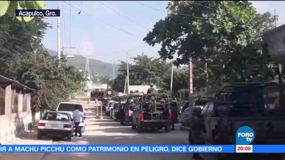 Riña, penal, Acapulco, deja, 28 reos, muertos