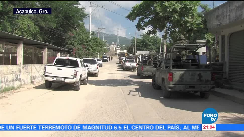 Riña, penal, Las Cruces, 28 reos muertos, Acapulco, Guerrero
