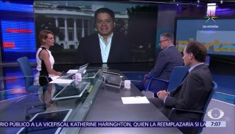 Javier Tello, Ariel Moutsatsos Cumbre G20, reunión de Trump con Peña Nieto