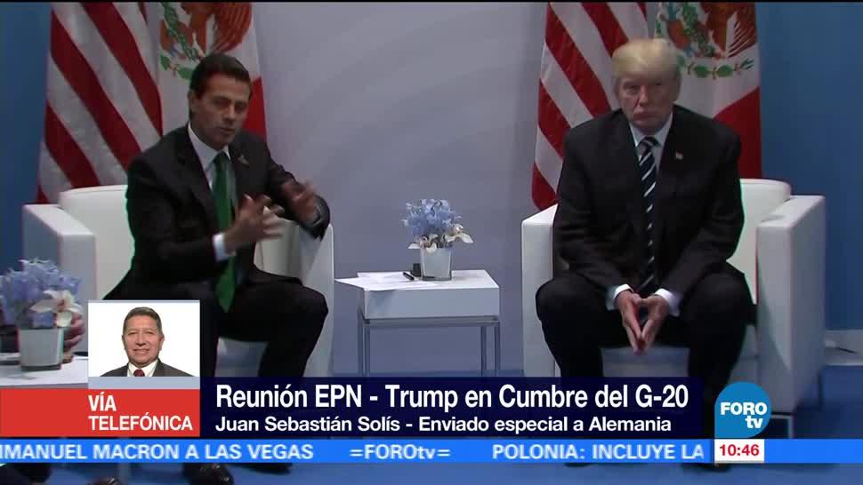 EPN, Trump, mecanismos, migración