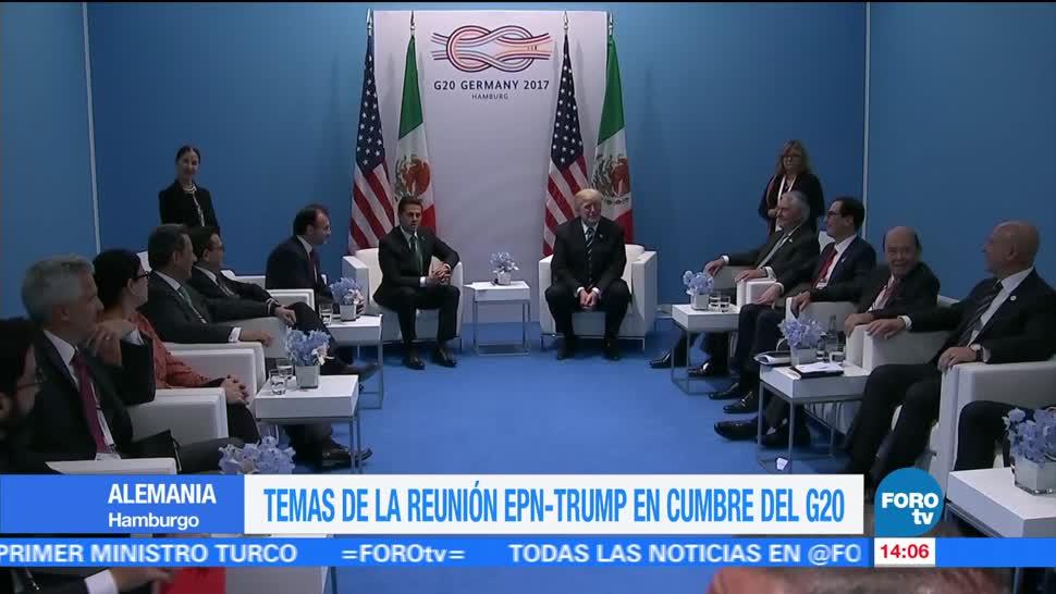 noticias, forotv, EPN, participa, tres eventos, G20