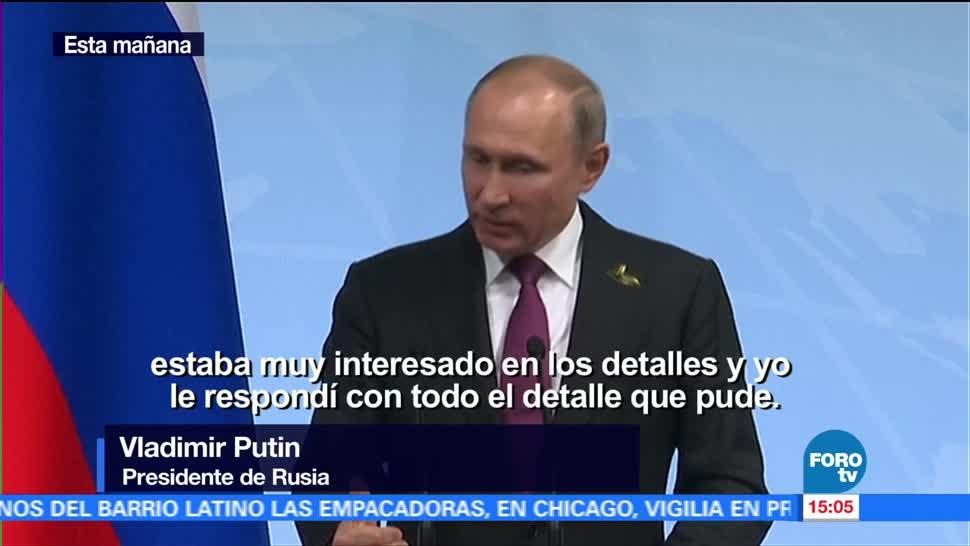 Encuentro, Vladimir Putin, Emmanuel Macron, cumbre G-20