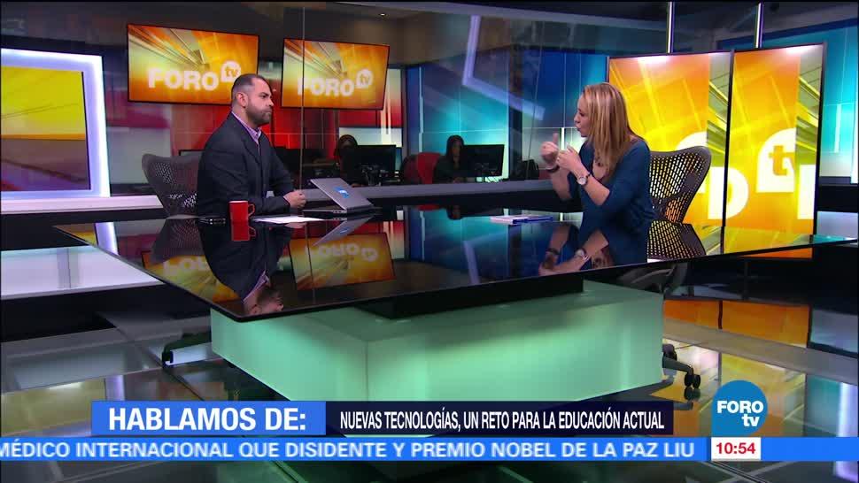 Alicia Rábago, orientación familiar, tecnología, educación actual
