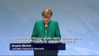 Termina, La Cumbre Del G-20, Hamburgo, Alemania