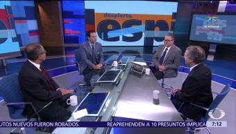 Rafael Fernández de Castro, Luis de la Calle, Despierta, Peña Nieto, Trump, TLC
