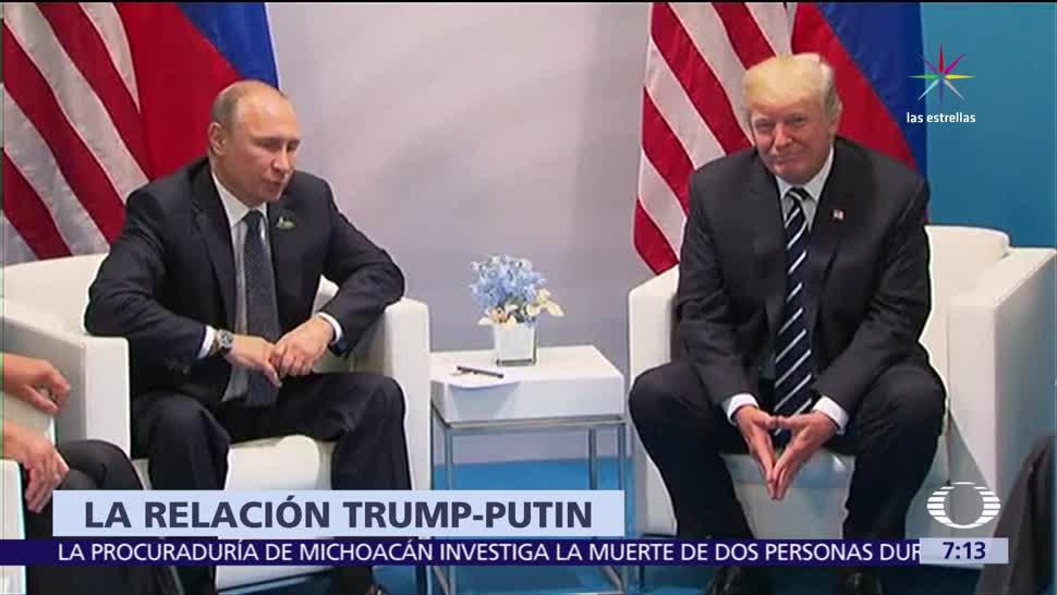 reunión, Donald Trump, Vladimir Putin, cumbre del G20