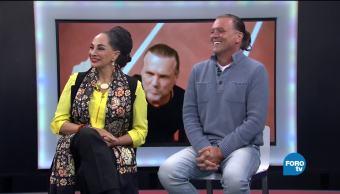 Matutino Express, Susana Dosamantes, René Strickler, El vuelo de la victoria