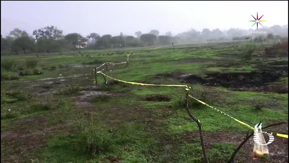 noticias, forotv, Temor, Michoacán, posible nacimiento, nuevo volcán