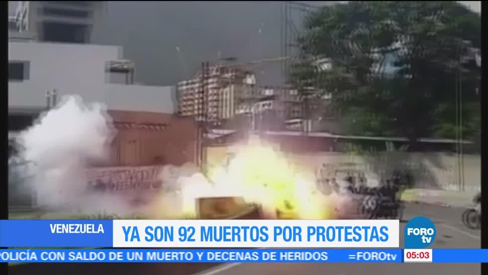número de víctimas, violencia en Venezuela, Asamblea Constituyente, José Luis Rivas,